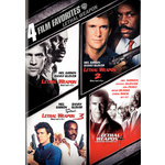 4 Film Favorites-Lethal Weapon Product Image