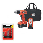 18V Drill/Driver Stud Finder Kit w/ Drilling Set Product Image