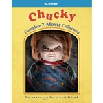 Chucky-Complete 7-Movie Collection Product Image