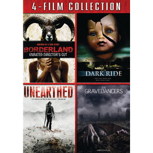4-Film Collection-Borderland/Dark Ride/Unearthed/Gravedancers Product Image
