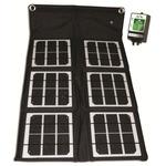 18 Watt Folding Solar Panel w/8 Amp Controller Product Image