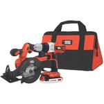 20V Max Drill/Driver & Circular Saw Combo Product Image