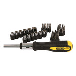 29pc Multibit Ratcheting Screwdriver Set Product Image