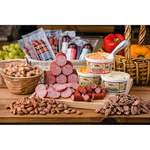 Sausage Sticks Cheese & Gourmet Nuts 26pc Set Product Image