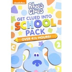 Blues Clues-Get Clued Into School Pack Product Image