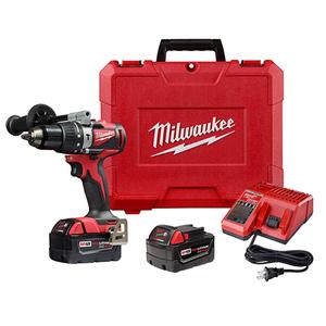 "M18 Brushless 1/2"" Hammer Drill Kit Product Image"
