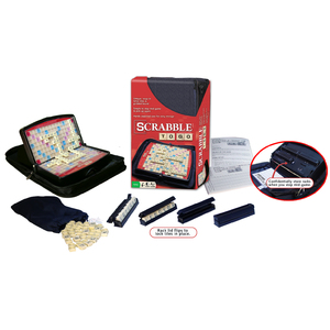 Scrabble To Go Ages 8+ Years Product Image
