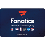 Fanatics eGift Card $100 Product Image