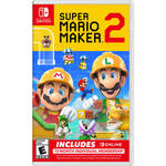 Super Mario Maker 2 + Nintendo Switch Online Bundle (Nintendo Switch) Product Image