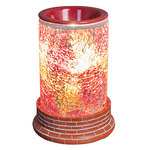 Hearts of Fire Mosaic Halogen Wax Melter Product Image