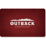 Outback Steakhouse eGift Card $100.00 Product Image