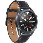Galaxy Watch3 GPS Smartwatch (Bluetooth/LTE, 45mm, Mystic Black) Product Image