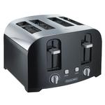 4 Slice Toaster Black Product Image