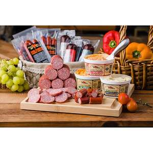 Variety Pack: Sausage Cheese & Sticks 10pc Combo Set Product Image