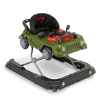 Jeep Classic Wrangler 3-in-1 Grow with Me Walker A. Green Product Image