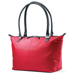 Jordyn Laptop Tote Bag Ruby Red Product Image