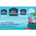 Best Western Travel Card Gift Card $100 Product Image