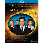 Murdoch Mysteries-Season 1 Product Image
