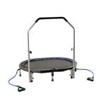 InTone Oval Jogger Trampoline w/ Handlebar Product Image