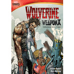 Marvel Knights-Wolverine Weapon X-Tomorrow Dies Today Product Image