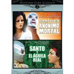 Santo En Anonimo Mortal/Santo Y El Aguila Real
