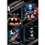 4 Film Favorites-Batman Collection Product Image