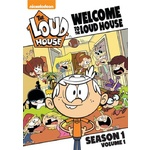 Welcome to the Loud House Season 1 V01 Product Image