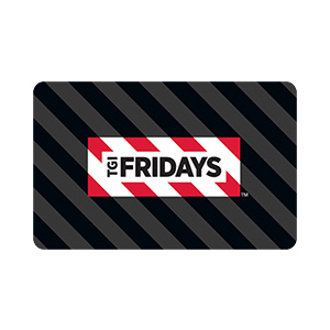 TGI Fridays Gift Card $25 Product Image