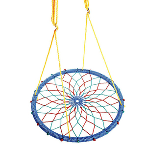 """38"""" Sky Dreamcatcher Swing Blue Classic Product Image"""