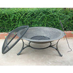"""30"""" Cast Iron Fire Pit Product Image"""
