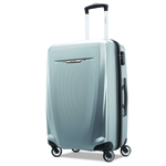 """Winfield 3 DLX 25"""" Hardside Spinner Silver Product Image"""