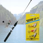 "Boundary Spinning Combo 6'6"" plus Tackle Package Product Image"