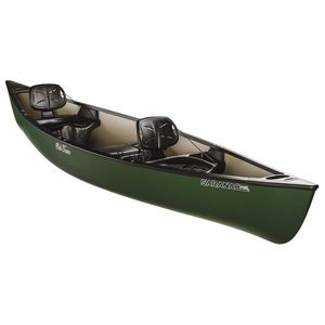 Saranac 146 Recreational Canoe - Red Product Image