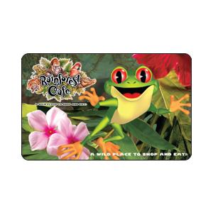 Rainforest Café eGift Card $100 Product Image