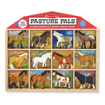 Pasture Pals Toy Horse Set Ages 3+ Years