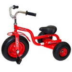 Deluxe Tricycle- Red Product Image