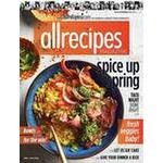 Allrecipes - 6 Issues - 1 Year