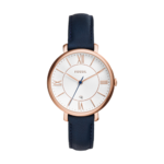 Fossil Women's Jacqueline Leather Watch Product Image