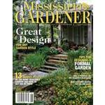 Mississippi Gardener - 9 Issues - 1 Year Product Image