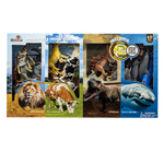 60 Pc. Animal Figure Set with Accessories Product Image