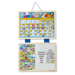 Monthly Magnetic Calendar Ages 3+ Years Product Image