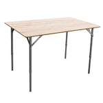 Amerihome Folding Bamboo Table w/ Carry Bag Product Image
