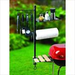 BBQ Tool and Accessory Organizer Product Image