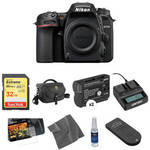 D7500 DSLR Camera Body Deluxe Kit Product Image