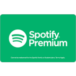 Spotify eGift Card $30 Product Image