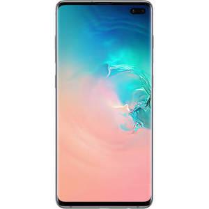 Galaxy S10+ SM-G975U 128GB Smartphone (Unlocked, Prism White) Product Image