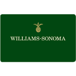 Williams-Sonoma eGift Card $25.00 Product Image