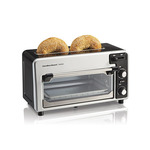 Toastation Toaster & Oven Black Product Image