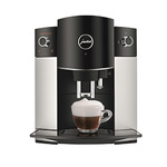 D6 Automatic Coffee Machine Platinum Product Image