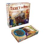Ticket to Ride Board Game w/ USA 1910 Expansion Product Image